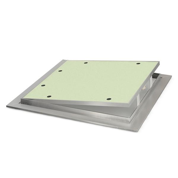TRAMPILLA CLICK ALUMINIO N-13 Aluminio, 50x50