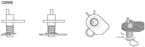Tapas para arquetas en fundición dúctil clase D-400 796x796 mm de 2 hojas triangulares